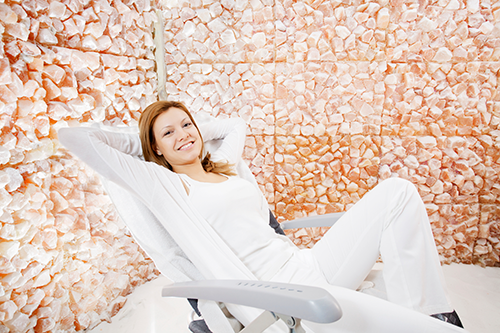 Start a Business in Salt Therapy